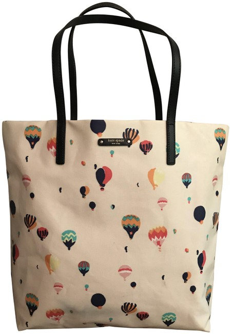 Item - Daycation Shopper White Cotton Tote