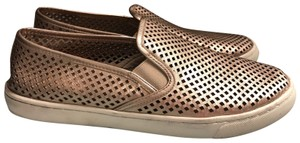 Tory Burch Flats Rose Gold Athletic