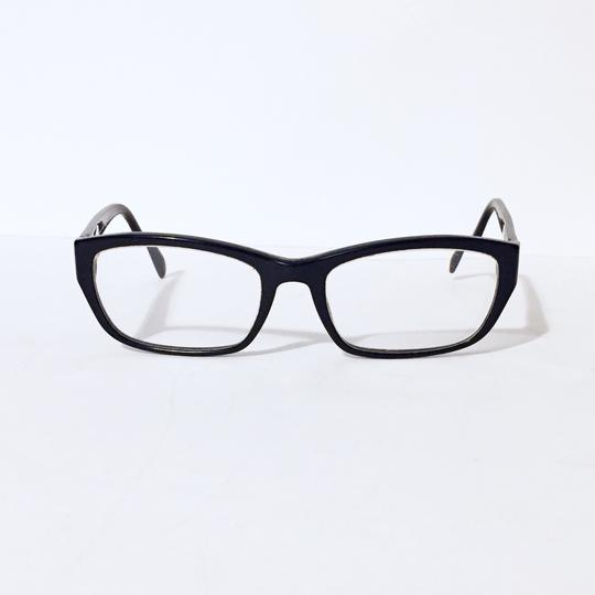 Prada Black full rim rectangular VPR 18o eyeglasses Image 2