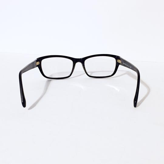 Prada Black full rim rectangular VPR 18o eyeglasses Image 3