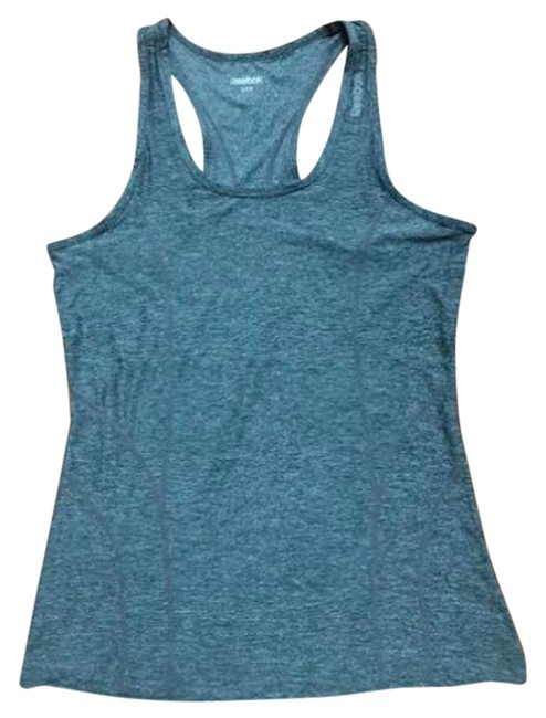 Item - Gray Seamed Tank Activewear Top Size 4 (S)