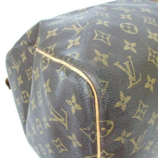 Louis Vuitton Brown Travel Bag Image 8