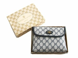 Gucci Gucci Accessory Collection vintage cosmetics bag