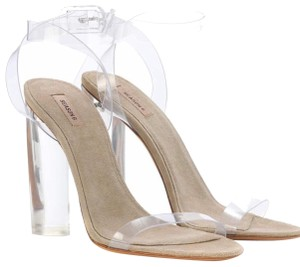 YEEZY Nude and Clear Formal