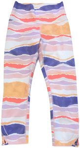 Lululemon Lululemon High-Waisted Pink Multi Stripe Leggings