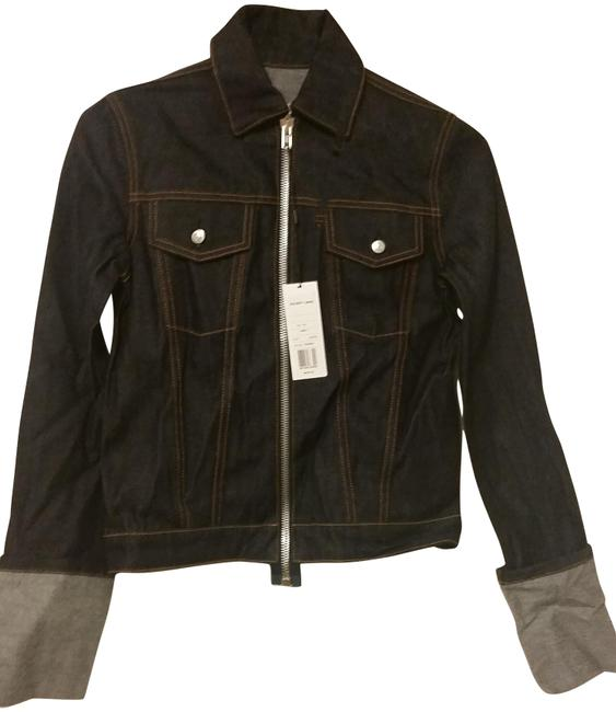 Item - Navy Limited Edition Listed Jacket Size 2 (XS)