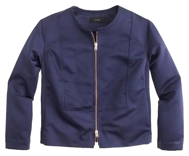 Item - Navy Collection Satin Jacket Size 6 (S)