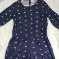 Old Navy Blue Romper/Jumpsuit Old Navy Blue Romper/Jumpsuit Image 2