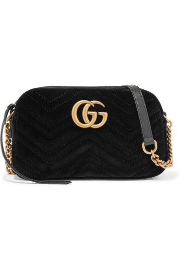 Preload https://img-static.tradesy.com/item/25843255/gucci-shoulder-marmont-gg-camera-small-leather-trimmed-quilted-black-velvet-and-leather-cross-body-b-0-0-540-540.jpg