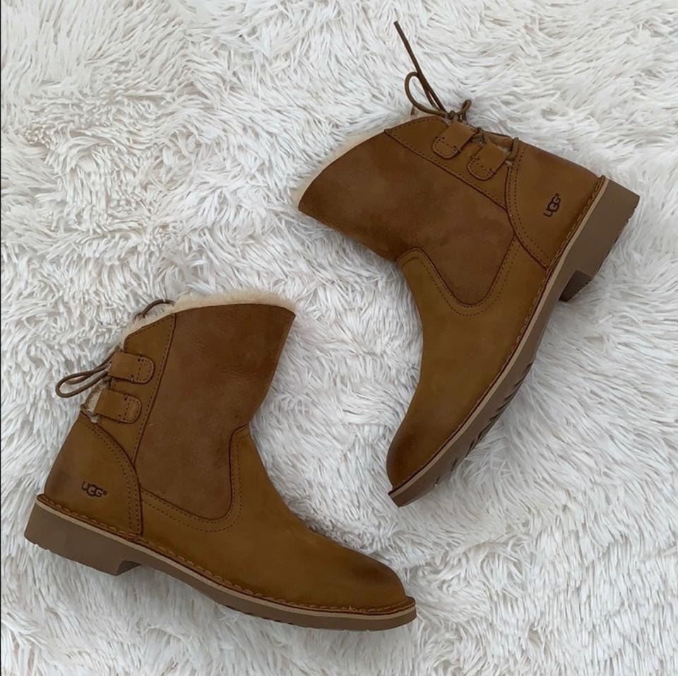 ab1cc4d2f30 Chestnut Boots/Booties