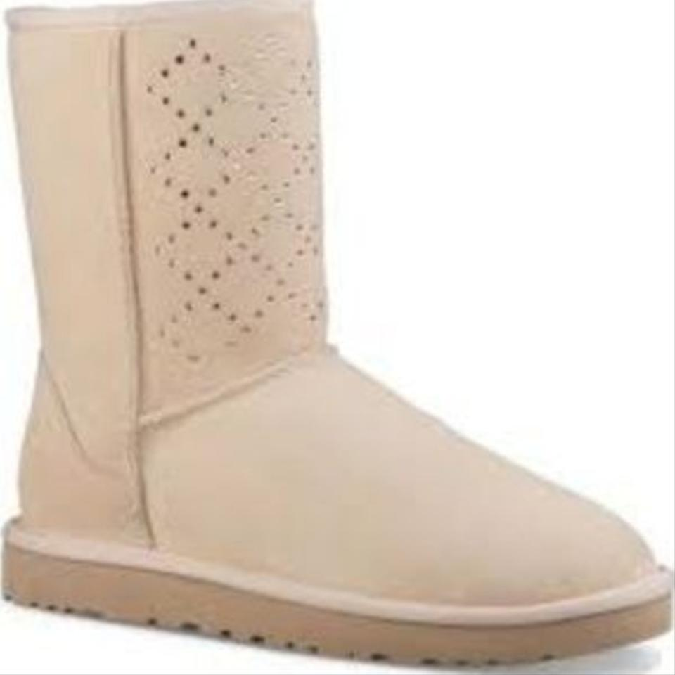 9d915a1d7f4 UGG Australia Fresh Water Pearl Crystal Diamond Free Shipping Boots/Booties  Size US 7 Regular (M, B) 37% off retail