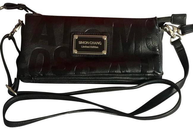 Item - Limited Edition Black Leather Cross Body Bag