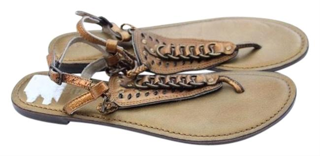 Item - Khaki New Without Tags Sandals Size US 9 Regular (M, B)