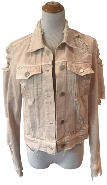 Item - Blush Jeans Women's Harlow Shrunken Jacket Size 4 (S)