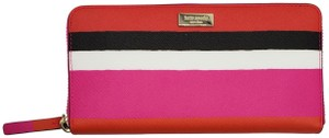 Kate Spade Kate Spade New York Neda Laurel Way Bonita Stripe Wallet in Multi