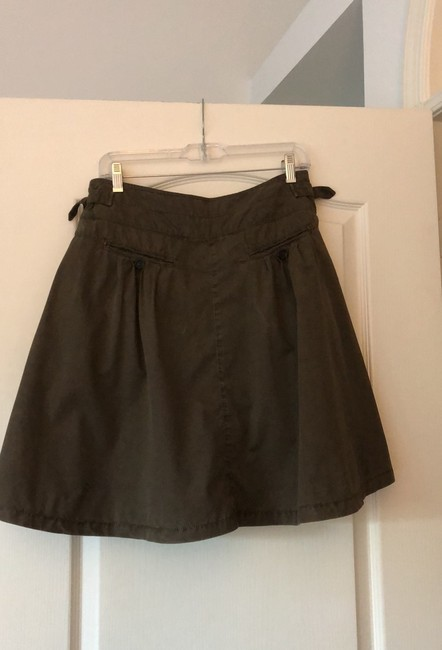 Prada Skirt dark brown Image 2