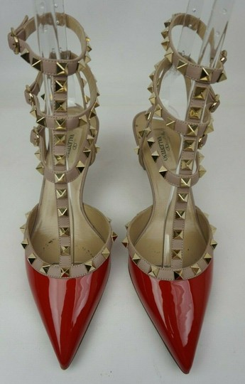 Valentino Red Pumps Image 4