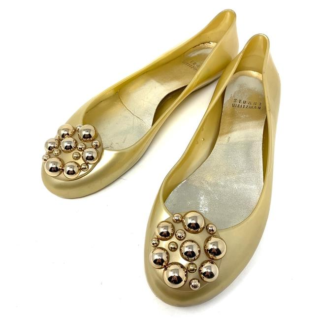 Item - Gold Jelly B152 Flats Size US 7 Regular (M, B)