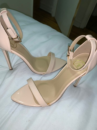 Missguided nude Sandals Image 2