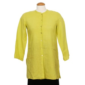 Eileen Fisher Top Quince Yellow