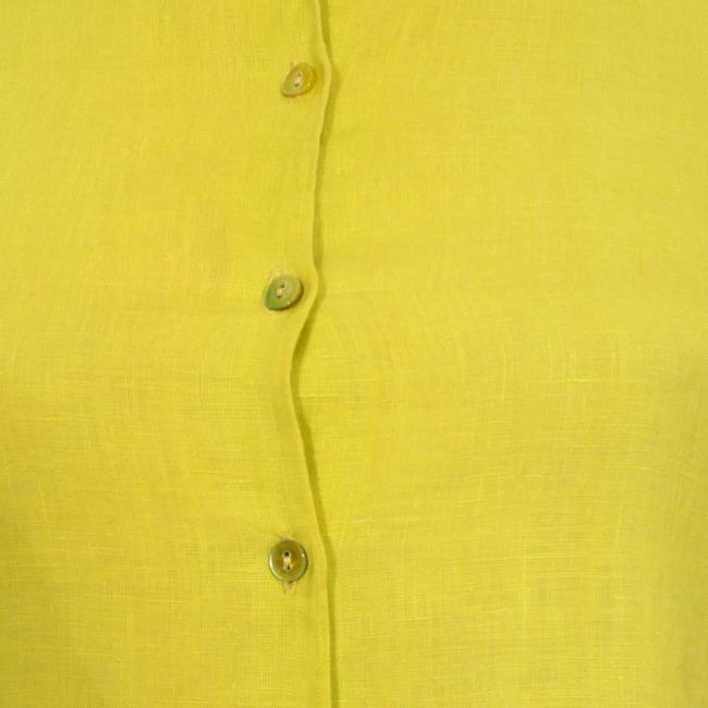 Eileen Fisher Top Quince Yellow Image 2