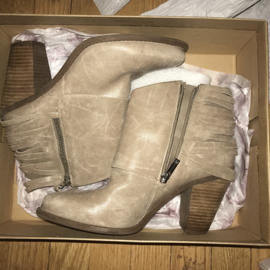 Jessica Simpson Taupe Boots Image 2
