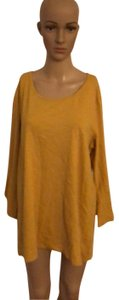 Style & Co Top Mustard