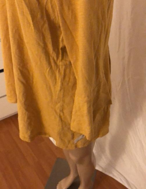 Style & Co Top Mustard Image 2