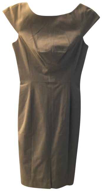 Preload https://img-static.tradesy.com/item/25844743/banana-republic-light-grey-sheath-mid-length-workoffice-dress-size-2-xs-0-1-650-650.jpg