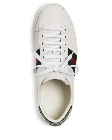 Gucci Gg Espadrille White Athletic Image 2