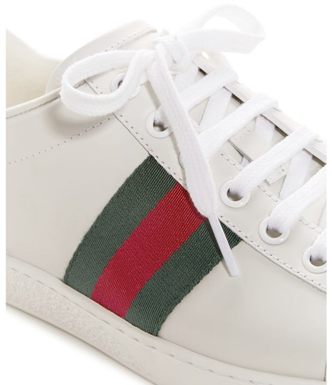 Gucci Gg Espadrille White Athletic Image 3