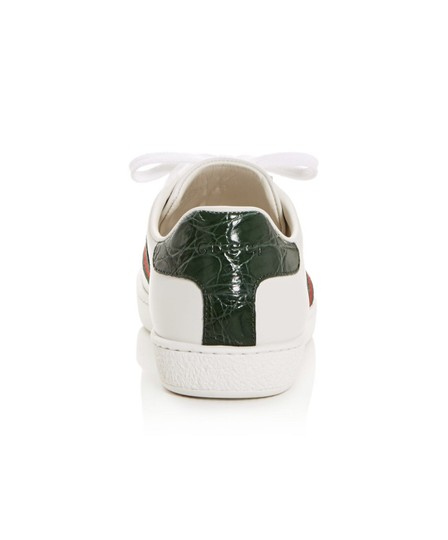 Gucci Gg Espadrille White Athletic Image 4