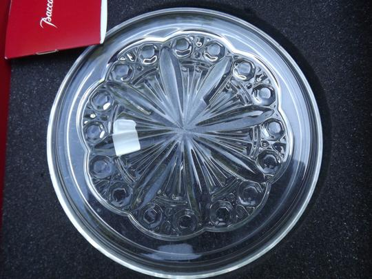 Baccarat Baccarat France Crystal Candy Dish Jewelry Dish Ash Tray NEW BOX TOO! Image 2