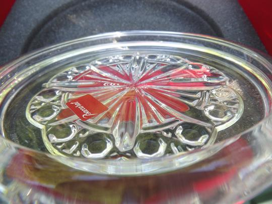 Baccarat Baccarat France Crystal Candy Dish Jewelry Dish Ash Tray NEW BOX TOO! Image 6