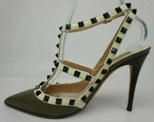 Valentino Green Pumps Image 1