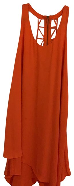 Preload https://img-static.tradesy.com/item/25844845/max-and-cleo-tangerine-clarissa-mid-length-night-out-dress-size-14-l-0-1-650-650.jpg