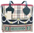 Burberry Check Large Giant Vintage Tote in Multicolor Image 0