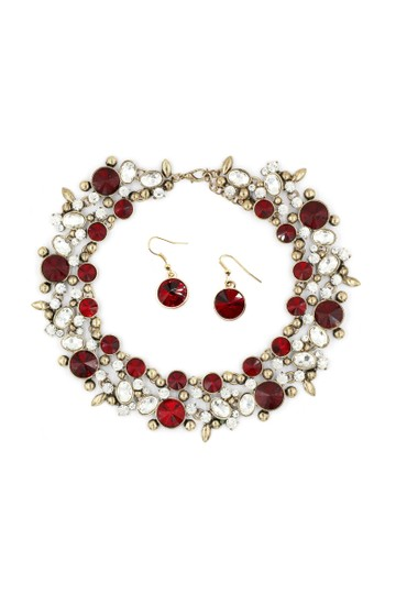 Preload https://img-static.tradesy.com/item/25845226/red-noble-gold-crystal-earrings-necklace-0-0-540-540.jpg