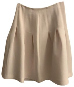 Club Monaco Mini Skirt light pink
