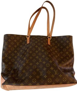 Louis Vuitton Tote in Tan
