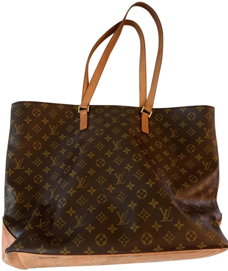 Louis Vuitton Tote in Tan Image 0