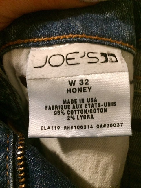 JOE'S Jeans Boot Cut Jeans-Distressed Image 3
