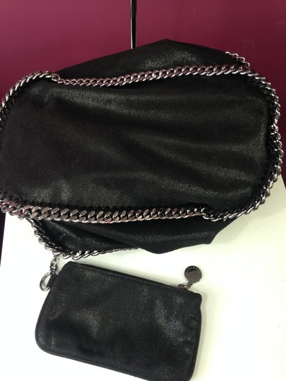 Stella McCartney Vegan Suede Hobo Bag Image 6