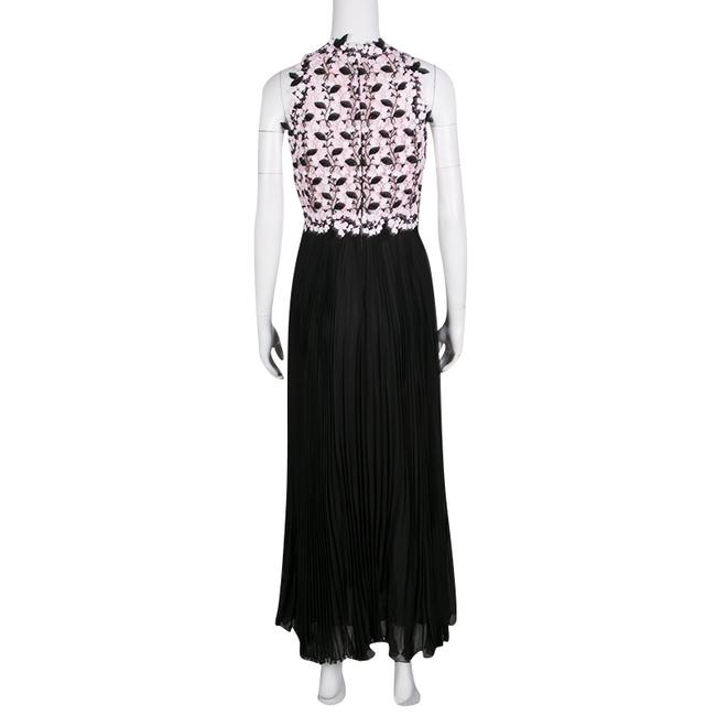 Multicolor Maxi Dress by Giambattista Valli Floral Lace Detail Image 2