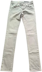 AG Adriano Goldschmied Straight Skinny Jeans-Light Wash