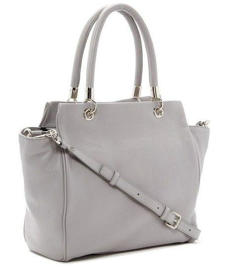Marc by Marc Jacobs Mj Too Hot To Handle Mj Cloud Tote in GREY/SILVER HARDWARE Image 1