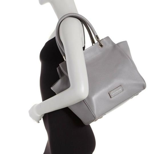 Marc by Marc Jacobs Mj Too Hot To Handle Mj Cloud Tote in GREY/SILVER HARDWARE Image 2