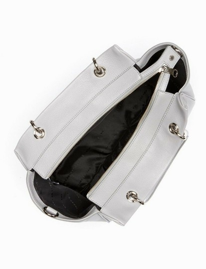 Marc by Marc Jacobs Mj Too Hot To Handle Mj Cloud Tote in GREY/SILVER HARDWARE Image 4
