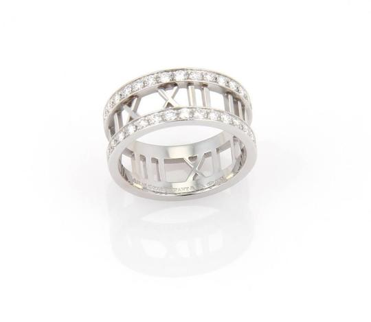 Preload https://img-static.tradesy.com/item/25845519/tiffany-and-co-23862-roman-atlas-diamond-18k-white-gold-numeral-9mm-band-ring-0-0-540-540.jpg