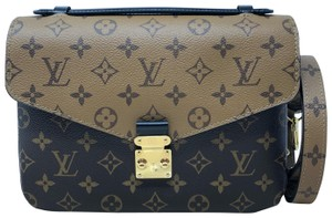 Louis Vuitton Metis Metis Pochette Metis Rev Pochette Metis Metis Cross Body Reverse Monogram Messenger Bag